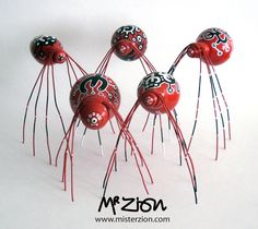 "The ""Spiderz"" by Mister Zion 
