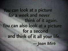 joan miró, word of wisdom, picture quotes, joan miro, funny pictures, true words, inspir, artist, memories