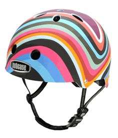 Love this bike helmet!  Lots of cute ones on this site