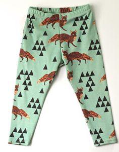 Love these organic leggings by Salt City Emporium