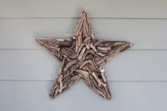 another driftwood star!