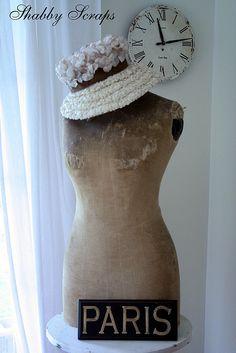 ....dress form