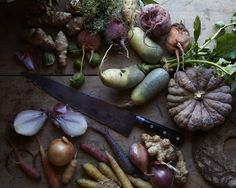 Home Ec: A guide to the knives you (actually) need.  Photo by Andrea Gentl of Gentl and Hyers Photography.