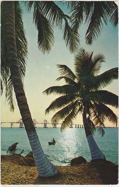 MARACAIBO 1969 POSTCARD