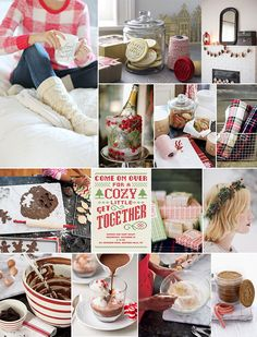 Holiday Cookie Swap Inspiration | camille styles