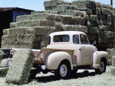 1952 Gmc 1/2 Ton Pickup Truck