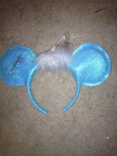 Mickey ears inspired by Disneys Cinderella