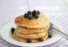 Gluten/Dairy/Egg-Free (Vegan) Fluffy Pancake Recipe -
