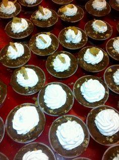 Mini choc cheesecake n chunky monkey...endless possibilities w herbalife :-)