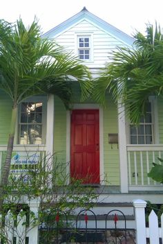 Key West houses <3 |Pinned from PinTo for iPad|