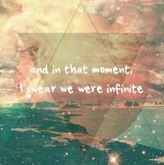 the perks of being a wallflower #quote #love #boho #gypsy