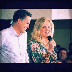 Mitt and I are both proud of our roots in Michigan and are so grateful for all the support there.  It was so great to spend time there these past weeks.