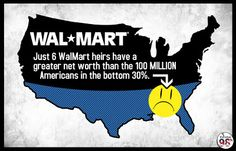 I loathe WalMart