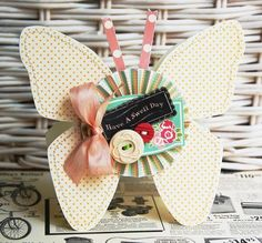 #butterfly, #embellishment, #scrapbook, #cards