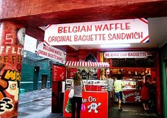 Best Baguettes in Town! (I miss working in the city...)