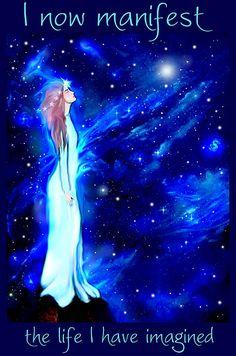 power of manifestation