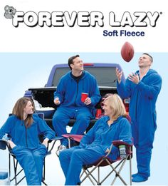 Forever Lazy, A snuggie with ambitions...Double Epic Fail!