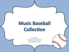 Music Baseball, COLLECTION