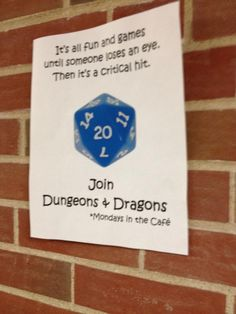 Dungeons and Dragons nerds are still around?