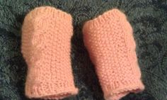 American Girl Doll clothes legwarmers pink by MathWhiz45 on Etsy, $3.00