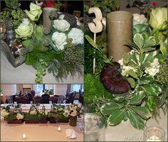 floral centerpieces, creativ floral