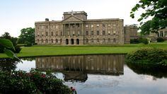 The home used as Pemberly in BBC's Pride & Prejudice with Colin Firth