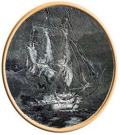 The Phantom Ship of Chaleur Bay
