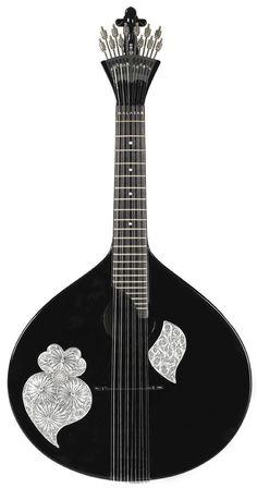 Malabar Guitar Collection - Filigree