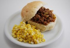 Sloppy Joes (using beef or bison).  The recipe comes from my home town lunch ladies.  Pure nostalgia.