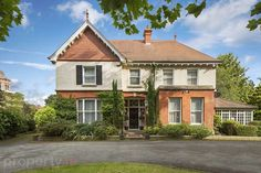An elegant house for sale on Shrewsbury Road in Ballsbridge, Dublin 4 - Property.ie