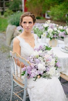 Lilac & Lace Country