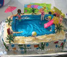 Pool and Jello cake How-To