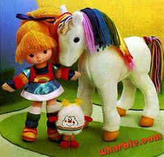 Rainbow Brite was my homie.
