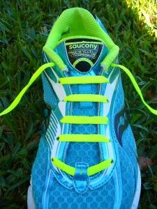 How to tie your running shoes to fit your feet better. a podiatrist showed her this trick! wow - the high arches, vs. wide foot tie is fantastic
