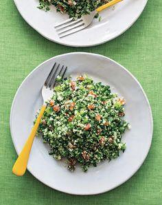Tabbouleh Salad Recipe &  Paleo Foodie Cookbook giveaway