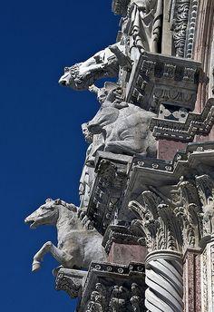Cathedral, Tuscany, Italy