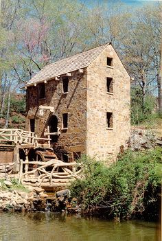 North Little Rock Old Mill Spring