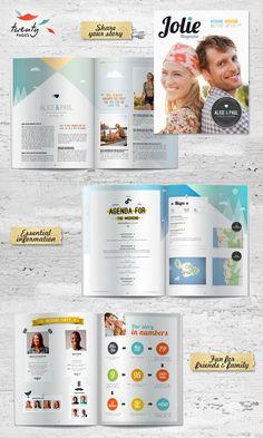 Magazine design inspiration