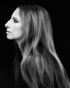 Barbra Streisand, 1969 by Steve Schapiro