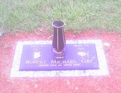 In memory of my husband ... Robert Michael Gay 1965-2014 ... another casualty in the Battle of Cancer