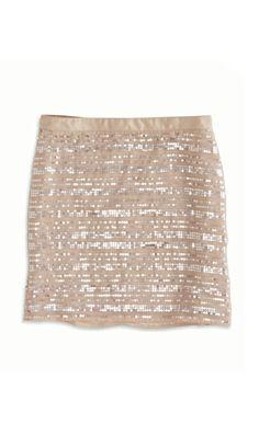 Sparkle skirt