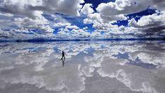 mirror, season, heaven, flat, cloud, earth, great lakes, place, salt