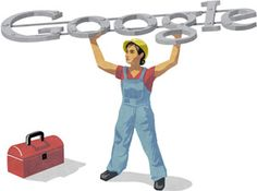 Google Doodle: Labor Day 2012