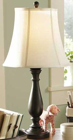 Longaberger - Silhouette Lamp