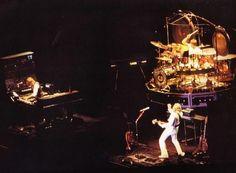 Emerson, Lake and Palmer.