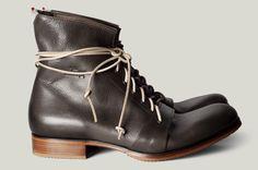Men's High Boot from hard graft.