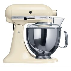 KitchenAid Artisan Mixer, Amandelwit, 539 €