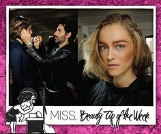 Miss Omni Media - M.I.S.S. Beauty: Runway the Reality -Rodarte FALL 2012