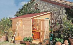 summers southern living potting shed plans