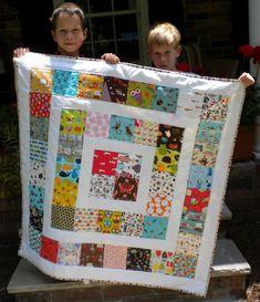 good charm pack quilt
